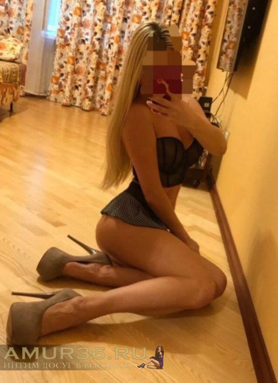 проститутка Елизавета, 23, Воронеж