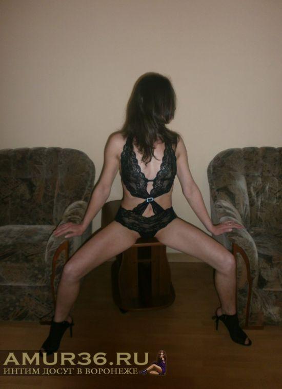 проститутка Оксана, 30, Воронеж